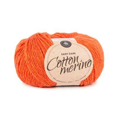 Cotton Merino Orange