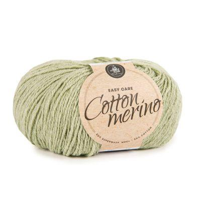 Cotton Merino Desert sage