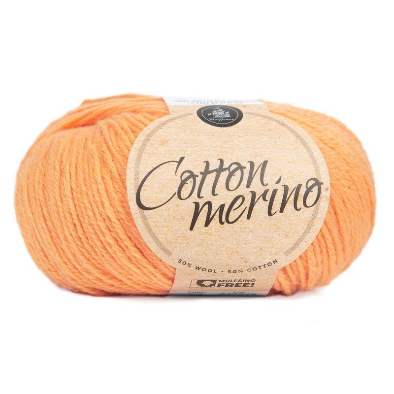 Cotton Merino Abrikos