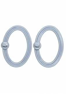 Ring Link m/Lukning Grey