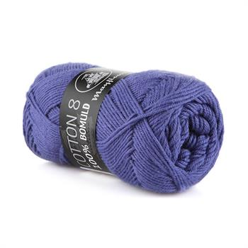 Cotton 8/4 Lavendel